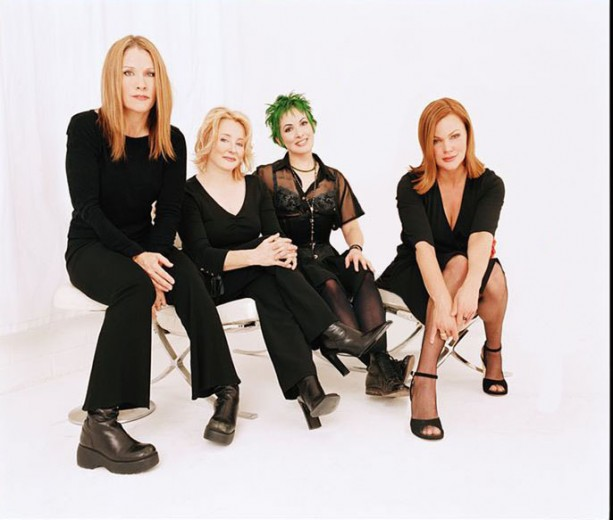 """The Go-Go's Make """"Eat to the Beat"""" Concert Series Debut Sept. 30-Oct. 1, 2013"""