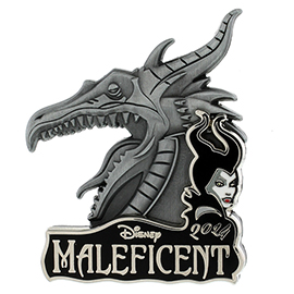 'Maleficent' Pin Coming to Disney Parks