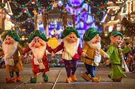 Mickey's Very Merry Christmas Party Tickets On Sale Now