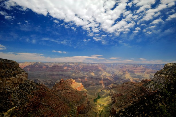 A Tour of the Grand Canyon is Part of the Adventures by Disney Arizona and Utah Tour