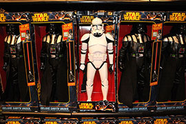 Experience Darth's Mall at Disney's Hollywood Studios for Star Wars Weekends 2014
