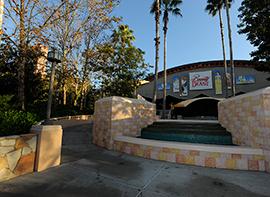 Vintage Walt Disney World: Sunset Boulevard, Under Construction