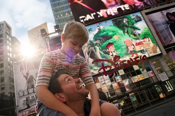 Escape for the Weekend with Adventures by Disney, Featuring New York City