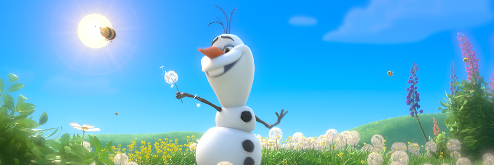 Celebrate Summer with Olaf and the Disney Parks Blog