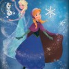 'Frozen' in 'The Art of Disney Golden Books'