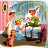 'Peter Pan' in 'The Art of Disney Golden Books'