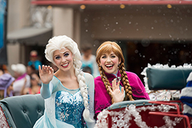 A 'Frozen' Summer Is On Its Way