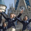 Detroit Academy of Arts & Sciences Choir Perform at Magic Kingdom Park