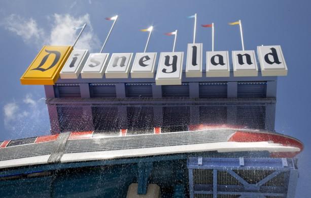 Disneyland Hotel Pool 5-11