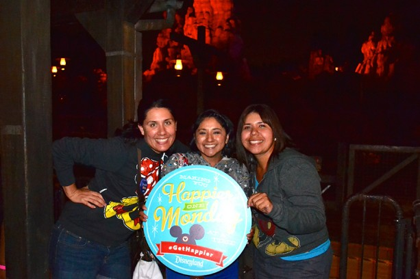Happier Hour Helps Disneyland Park Guests #GetHappier