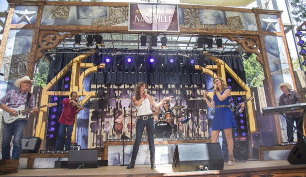 'The Music of: Nashville' Gets Toes Tappin' at Disneyland Park