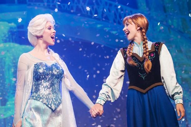 World at Walt Disney Frozen