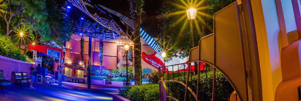 Disney Parks Blog Celebrates Rock 'n' Roller Coaster at Disney's Hollywood Studios