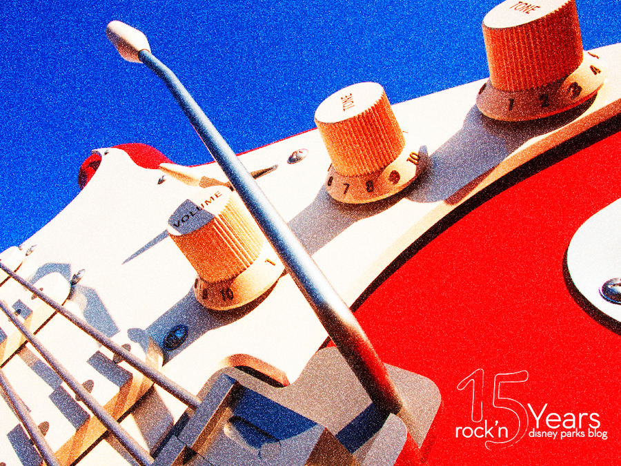 Download a Special Disney Parks Rock ?n? Roller Coaster Wallpaper