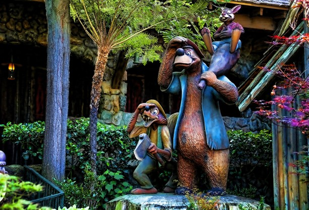 The Magic of Disney Parks Storytelling: Splash Mountain at Disneyland Park