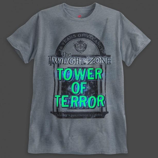 Merchandise Celebrates 20th Anniversary of Twilight Zone Tower of Terror at Walt Disney World Resort
