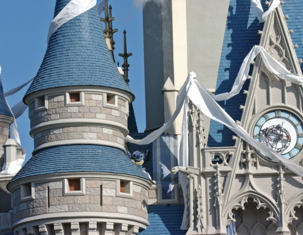 Mischief at Cinderella Castle