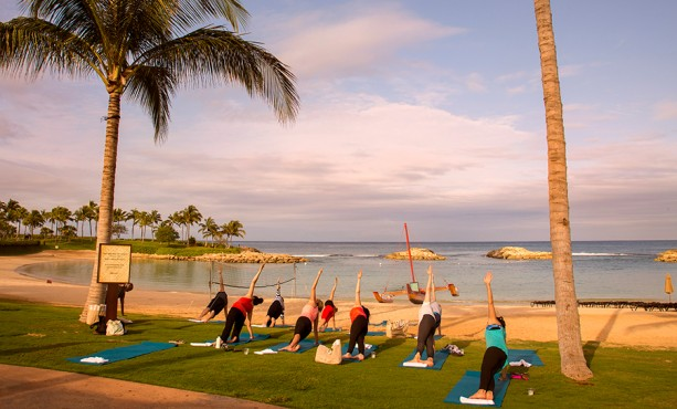 Three Fun Ways to Stay Fit at Aulani, a Disney Resort & Spa