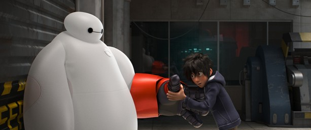 'Big Hero 6' Coming to Disney Parks This Fall