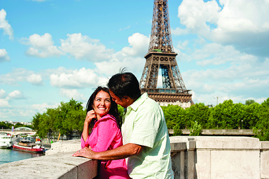 Immerse Yourself in the Royalty of London and Paris with Adventures by Disney