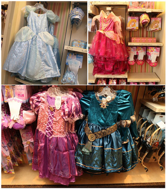 Find the Perfect Look for Halloween at the Disneyland Resort