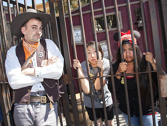 Five Lessons Learned During 'Legends of Frontierland: Gold Rush!' at Disneyland Park