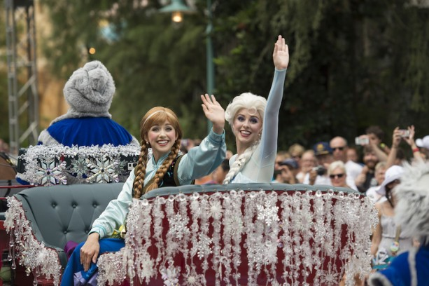 Keeping the 'Frozen Summer Fun' Going at Disney's Hollywood Studios