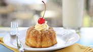 Pineapple Bundt Cake at the Jolly Holiday Bakery Cafe at Disneyland Park