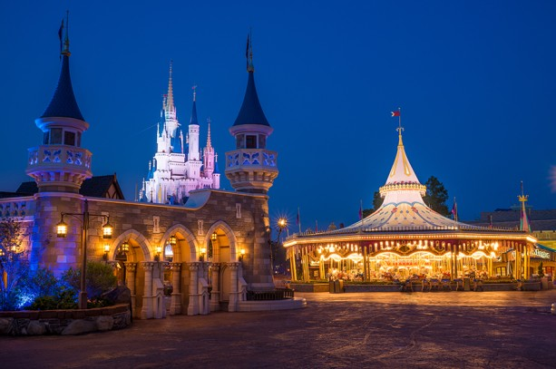 Disney Parks After Dark: New Fantasyland After Hours