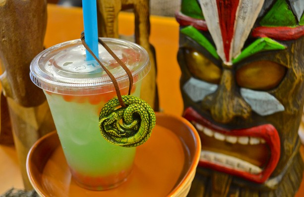 Dateline Adventureland: Tasty Treats and Tonics Part of the Adventure at Disneyland Park