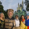 Disney Side 'Not-So-Scary' Soiree at Magic Kingdom Park Recap
