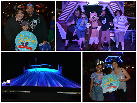 Tomorrowland Happier Hour Collage