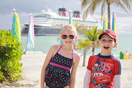How to Surprise Your Family with the Gift of a Disney Cruise: Marcy G.