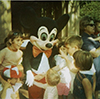 @qopsCOPAn-: I Love This Picture of Me and My Brother and Sisters, Think This is Around '1969' Always Loved This Photo, Look at My Trendy Haircut I'm on Mickeys Left with the Pin Curl Sideburns and Sunglasses on My Head 'So Cool' and Talk About Nostalgic Mickey Mouse! Enjoy!