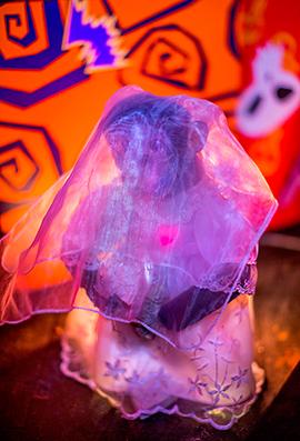 Disney Parks After Dark: Haunted Mansion Holiday at Disneyland Park