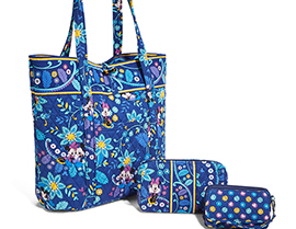 New Color for Disney Collection by Vera Bradley Coming September 19