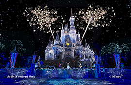 'Frozen' Attraction Coming to Epcot