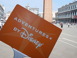 Piazza San Marco in Venice with Adventures By Disney