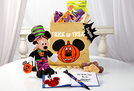Mickey Not-So-Scary Halloween Treat Bag