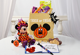 Minnie Not-So-Scary Halloween Treat Bag