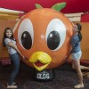 Disney Parks Blog Team Unveils Orange Bird Photo Opp