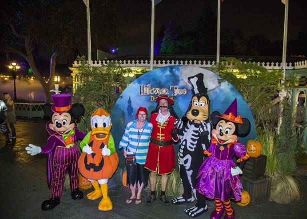 Halloween Meet-up   (Paul Hiffmeyer/Disneyland Resort)