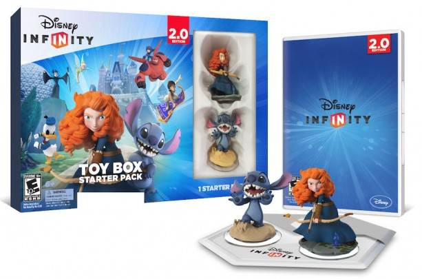 Be the First to Get Disney Infinity 2.0 at Once Upon a Toy in Downtown Disney Marketplace on November 1-2, 2014