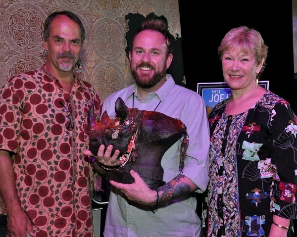 Special Edition Wildlife Wednesday: What Do Rhinos, Art Auctions and Imagineers Have in Common?