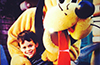 @mssmith702: This was in 1999 and was Dominic's First Visit to Disney. I Always Thought this Pic Should be a Postcard. I Miss these Days! This Pic Makes Me #Happy