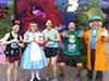 @stayceyoung: @disneyland 2000′s – The Inaugural Disneyland 10k was so Much Fun!