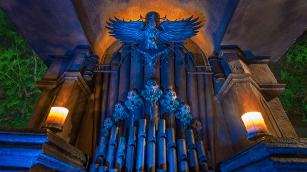 10 Things To Know About The Haunted Mansion Theme 'Grim Grinning Ghosts'
