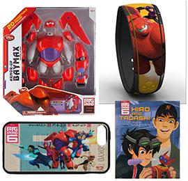 Disney's 'Big Hero 6' Merchandise Lands at Disney Parks