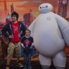 Fans Cheer 'Big Hero 6′ at Disney Parks Blog Meet-Up