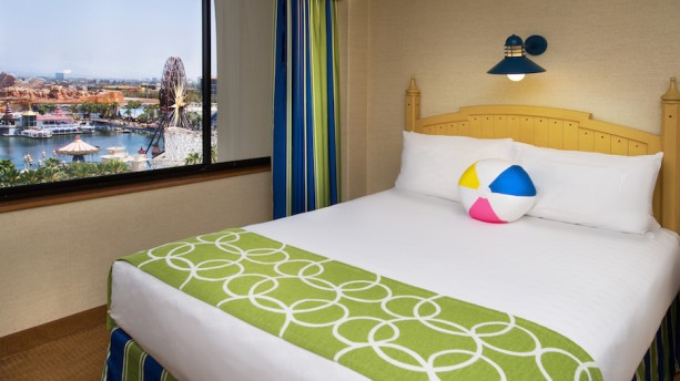 Disney's Paradise Pier Hotel at a Disneyland Resort